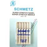 Набор игл Schmetz Super Stretch №90
