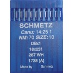 Набор игл Schmetz DB x 1 № 70