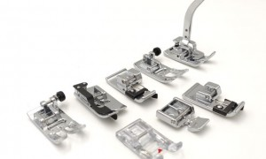 Лапки для швейных машин
