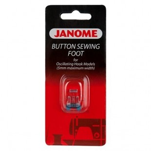 Лапка для пришивания пуговиц Janome 200-131-007