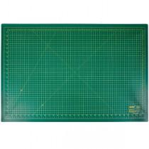 Підкладка матік для розкрою 90x60 зелений