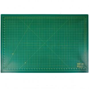 Подкладка матик для раскроя 90x60 (зелёный)
