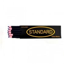 Олівець для розмітки на тканині Standart синій