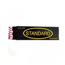Олівець для розмітки на тканині Standart чорний