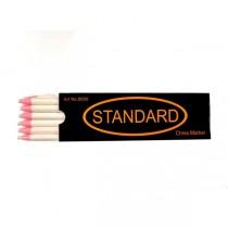 Олівець для розмітки на тканині Standart білий