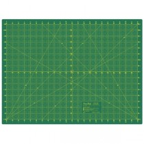Підкладка матік для розкрою 60x45 зелений