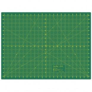 Подкладка матик для раскроя 60x45 (зелёный)