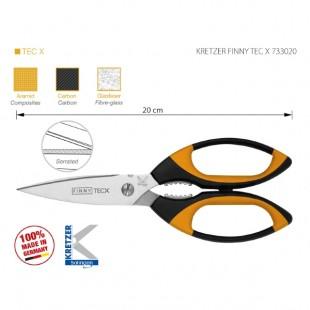 Ножницы Kretzer finny tec x 733020