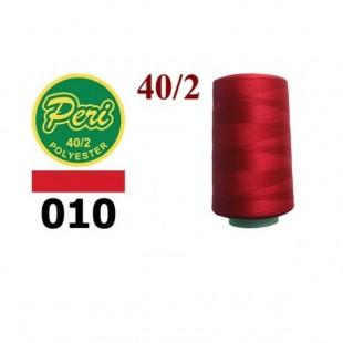 Швейні нитки Peri 4000 ярдів № 010