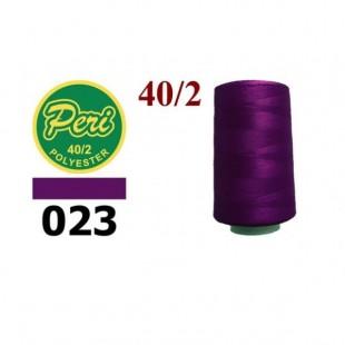 Швейные нитки Peri 4000 ярдов № 023