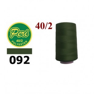 Швейні нитки Peri 4000 ярдів № 092