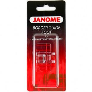 Лапка для паралельного ведення шва Janome 200-434-003