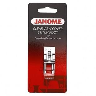 Лапка прозора для Janome Cover Pro 795-818-107