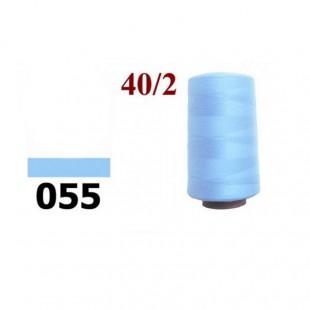 Швейні нитки Tigertex 4000 ярдів № 055
