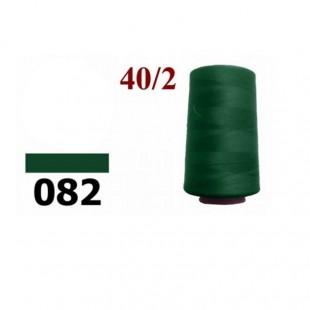 Швейні нитки Tigertex 4000 ярдів № 082