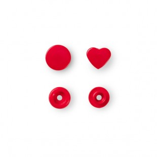 "393338 Prym Кнопки ""Color Серце"""