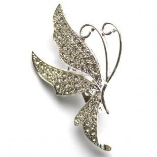 Брошь декоративная бабочка №2