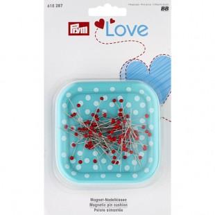 610287 Prym Love Магнитная игольница с булавками