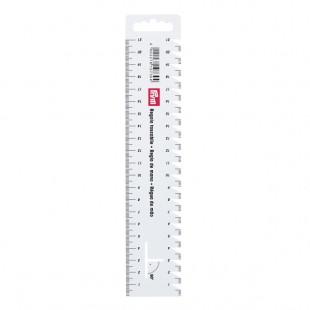 610730 Prym Линейка для разметки и измерения