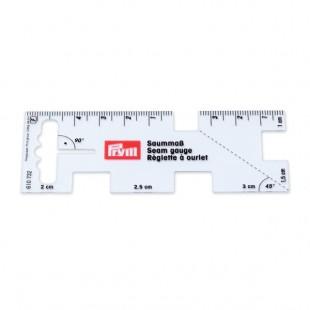 610732 Prym Лінійка для розмітки припусків