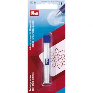 610841 Prym Грифели для механического карандаша белые