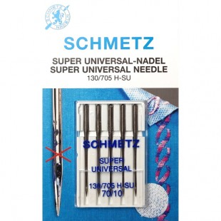 Набір голок Schmetz Super Universal №70