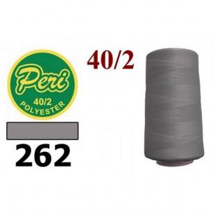 Швейные нитки Peri 4000 ярдов № 262