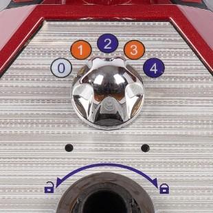 Отпариватель Liting Q7-4.0 бордо