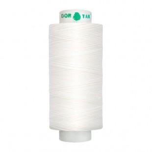 Швейные нитки Dor Tak № 199 (Белый)
