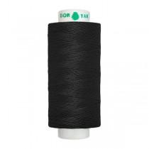 Швейні нитки Dor Tak № 200 (Чорний)