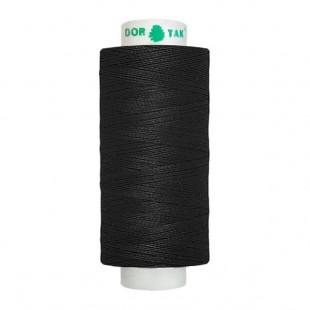 Швейные нитки Dor Tak № 200 (Черный)