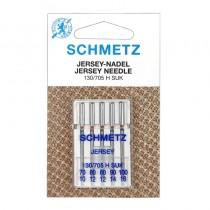 Набір голок Schmetz Jersey №70-100