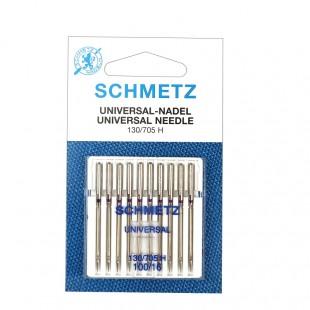 Набір голок Schmetz Universal X №100