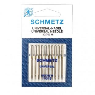 Набір голок Schmetz Universal X №110