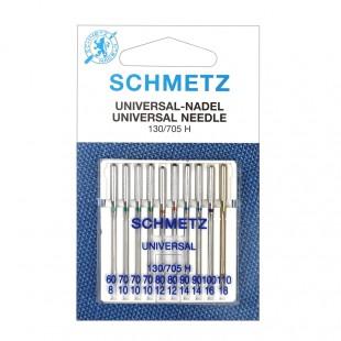 Набір голок Schmetz Universal X №60-110