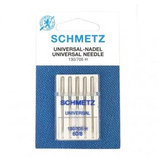Набор игл Schmetz Universal №60