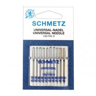 Набір голок Schmetz Universal X №70-100