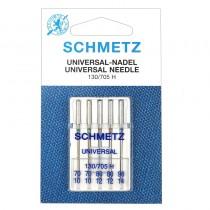 Набір голок Schmetz Universal №70-90