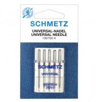 Набір голок Schmetz Universal №75