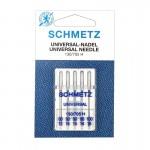 Набор игл Schmetz Universal №80-100 (1x80, 3x90, 1x100)
