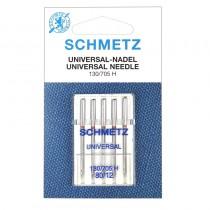 Набір голок Schmetz Universal №80