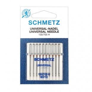 Набор игл Schmetz Universal X №80