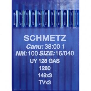 Набір голок Schmetz UY 128 GAS № 70