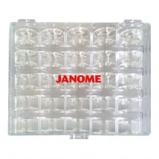 200-277-006 Janome Контейнер з прозорими шпульками (Уцінка)