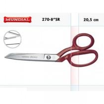 Ножиці Mundial 270-8 SR промислові ковані (Уцінка)