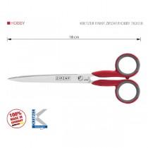Ножиці Kretzer finny zipzap/hobby 782018