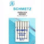 Набір голок Schmetz Overlok SUK №80