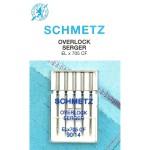 Набор игл Schmetz Overlok CF №90