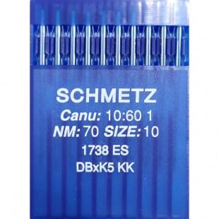 Набор игл Schmetz DB x K5 № 70