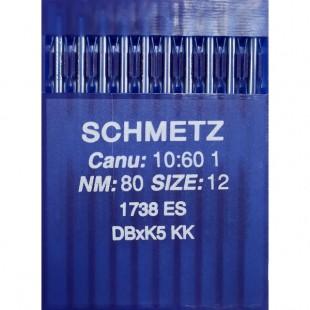 Набор игл Schmetz DB x K5 № 80